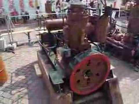 industriedagen 2008 - 1 cilinder Industrie goeikoppen