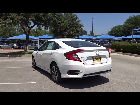 2019 Honda Civic San Antonio, Austin, Houston, Boerne, Dallas, TX H192637