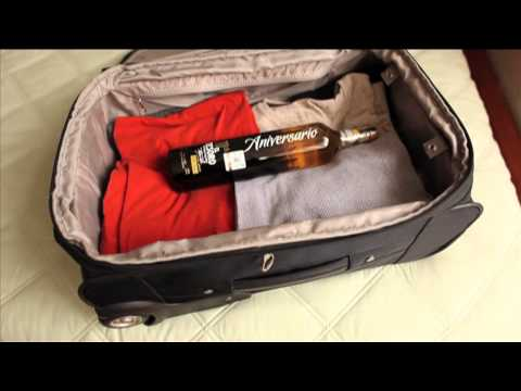 Packing Tequila Bottles For Flying - On The Cheap