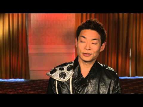Kenichi Ebina  Interview