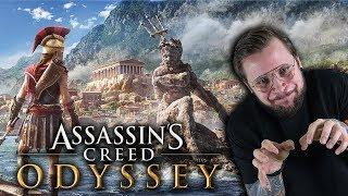 ⚔️ Assassin's Creed ODYSSEY #3 - AHUOJ PRZYGODO! - WarGra