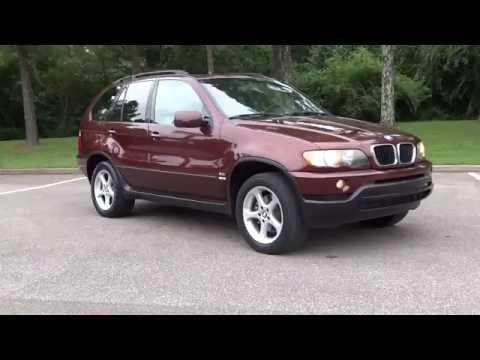 2001 BMW X5 3.0i - Car Review