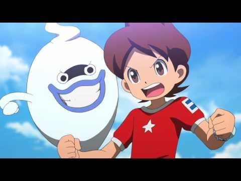 Công bố phát sóng phim Yo-kai Watch - Đồng hồ yêu quái - 10h40 Thứ 7 và CN trên VTV2