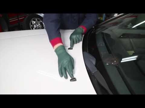 How to Clean Out and Adjust Your Windshield Washer Squirters