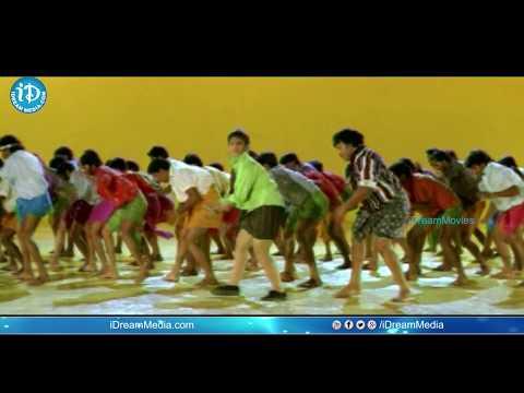Iddaru Mitrulu Songs - Hey Ruk Ruku Video Song | Chiranjeevi, Ramya Krishnan || Mani Sharma
