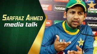 Sarfaraz Ahmed media talk at GSL | PCB