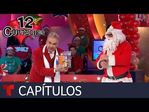 12 Corazones💕: Especial De Navidad | Capítulo Completo | Telemundo Entretenimiento