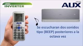 видео AUX ASW-H12B4/LK-700R1DI AS-H12B4/LK-700R1DI