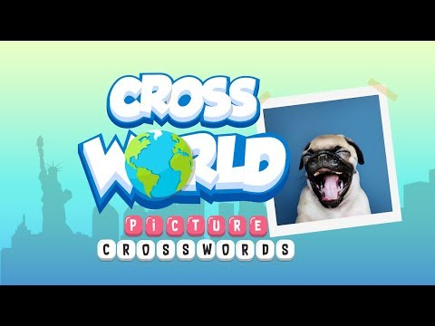 Cross World : Picture crosswords | Android