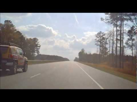 """US 167 Arkansas - Little Rock to Fordyce"""