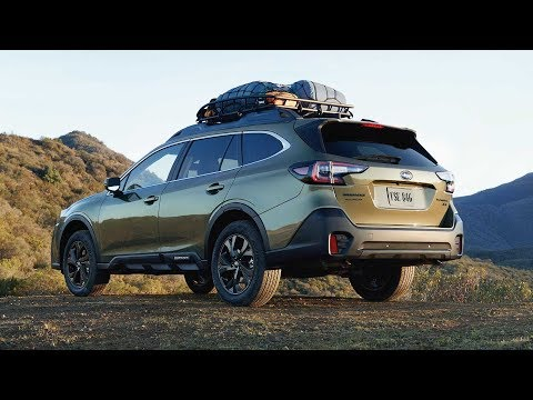 2020 Subaru Outback - Turbo Engine And New Features !!