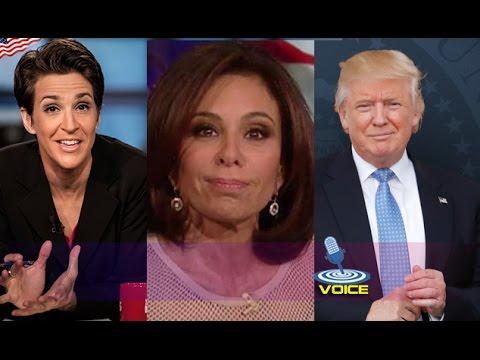 24 NEW: President Trump Latest News Today March 17/2017 , Judge Jeanine Pirro , Rachel Maddow