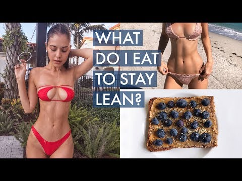 What I eat in a day to lose fat ♥ Healthy Vegan Food & Recipes