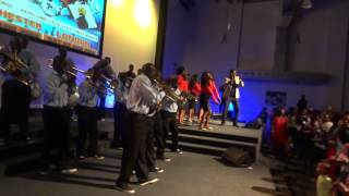ZIMPRAISE FT ZCC BRASS BAND