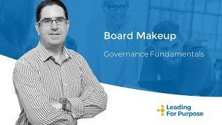 Non Profit Board Makeup