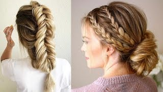 Hairstyles For Long Hair & Hairstyles Tutorials Compilation(part-6)