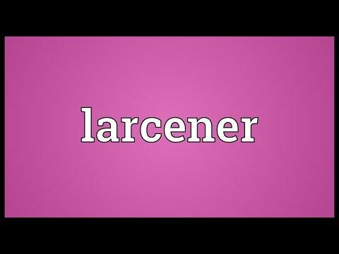 Header of larcener