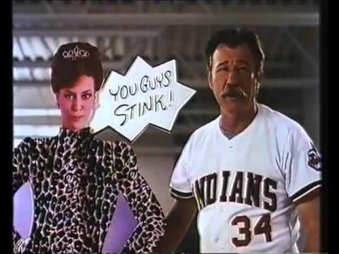 Major league Trailer 1989 (RCA)