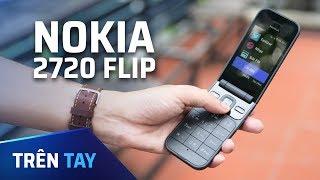 Nokia 2720 Flip - Hồi sinh huyền thoại