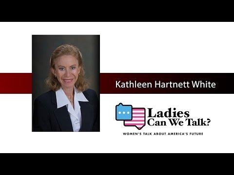 May 8, 2016 → Kathleen Hartnett White