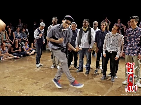 Swing Riot Invitational Battle Part 3 - Crossover & Finale -