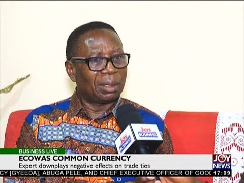 ECOWAS Common Currency - Business Live on JoyNews (23-2-18)