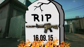 M4A1-S RIP? CS:GO
