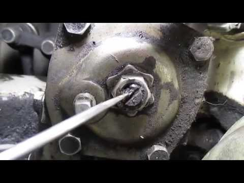 Как убрать люфт в рулевой колонке ваз 2106