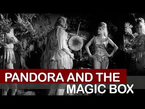 Pandora and the Magic Box - Joe Sarno Retrospect Series 03