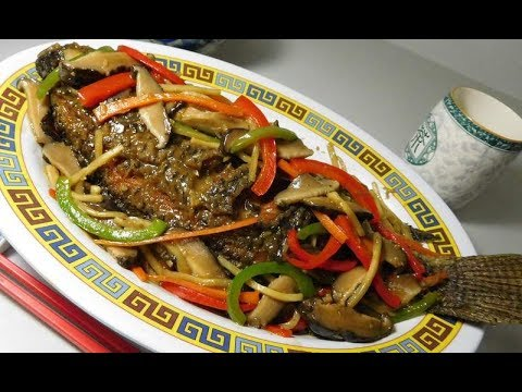 how to make sweet and sour fish fillet