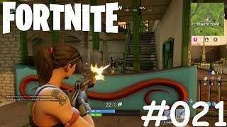 Let's Play Fortnite #021 [Deutsch] [HD] [PS4 PRO] - Wo ist er?