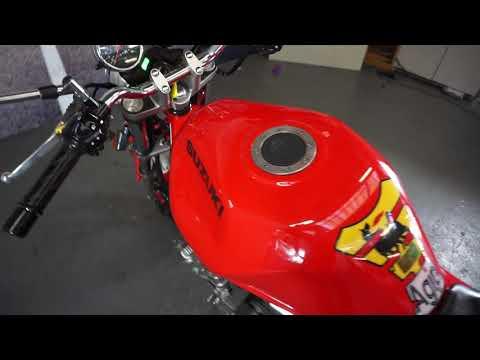Suzuki Bandit Cafe Racer Jan Youtube