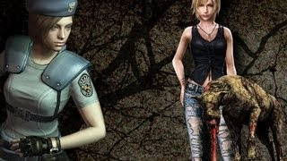 Top 13 des meilleurs / Best Survival Horror Games ( Playstation )