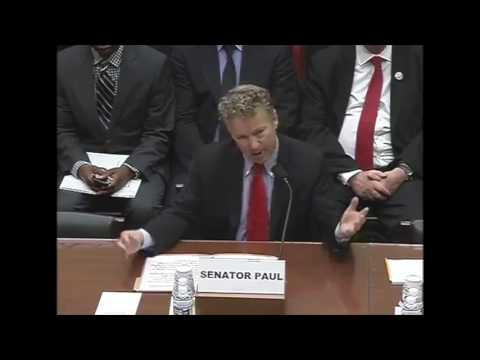 Rand Paul on IRS Spying on Innocent Americans