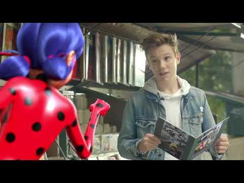 Opening Miraculous Ladybug lou and lenni kim