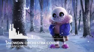 """Snowdin Orchestra Cover"" - Arrangement (Undertale)"