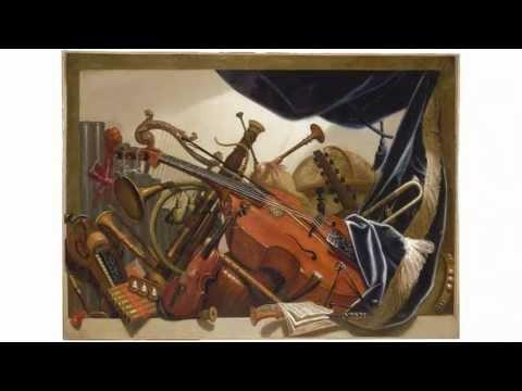Sarabande Grave in G-Major - Troisième Livre No.99 - Marin Marais