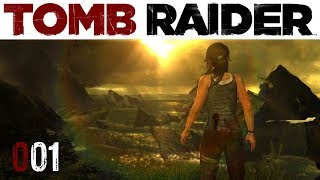 Tomb Raider #001 | Gestrandet - irgendwo im Nirgendwo | Let's Play Gameplay Deutsch thumbnail