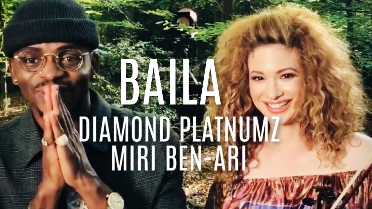 Download Baila - Diamond Platnumz ft Miri Ben-Ari