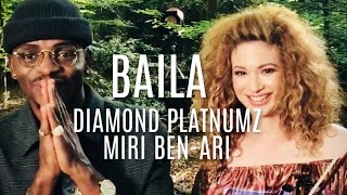 Baila - Diamond Platnumz ft Miri Ben-Ari