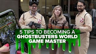 Ghostbusters World tips and tricks from the pros