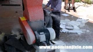 styrofoam shredder,foam grinding,foam grinding mill,foam grinding equipment,foam grinding process,