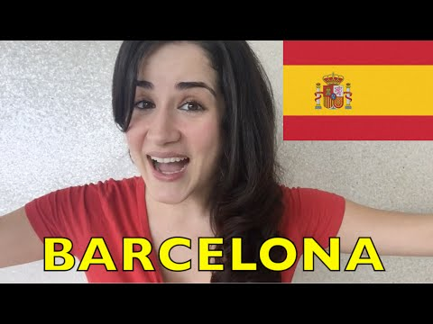 BARCELONA: 8 Motivos Para Amar a Cidade 🇪🇸   e uma novidade