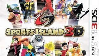 Sports Island 3D Gameplay {Nintendo 3DS} {60 FPS} {1080p}