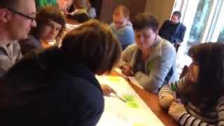 Ekonomia Solidarności 2014 - szkolenie z tworzenia modeli biznesowych dla FCS