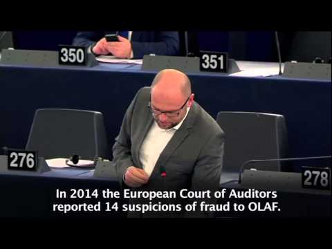The European Court of Auditors is the best example of a waste of money of the European taxpayers