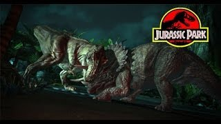 Jurrassic Park: The Game Movie (Telltale Games) All Cutscenes 1080p HD