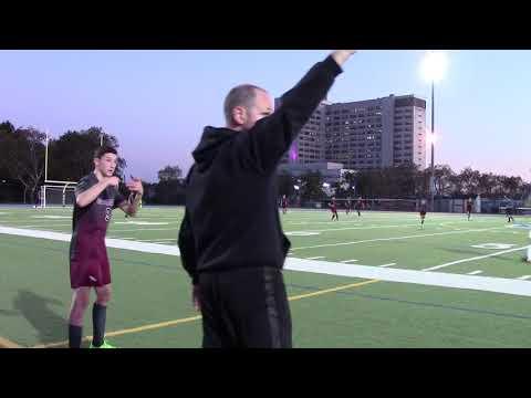 Riverdale @ Poly Prep Boys Varsity Soccer 2017