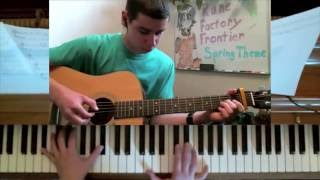 Repeat youtube video Rune Factory Frontier - Spring Theme Guitar and Piano Cover