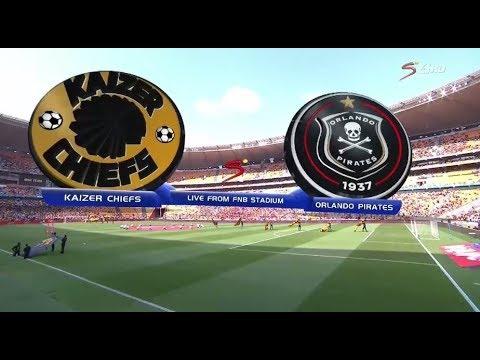 Absa Premiership 2017/2018 - Kaizer Chiefs vs Orlando Pirates
